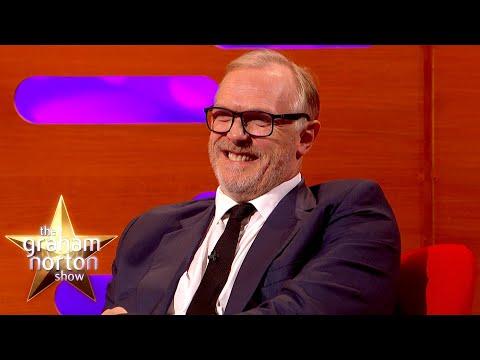 Greg Davies o spolupráci s Helenou Bonham Carter - The Graham Norton Show
