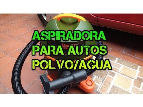 Aspiradora Polvo.Agua 12 litros para el auto Review Unboxing-desempacado  prueba test