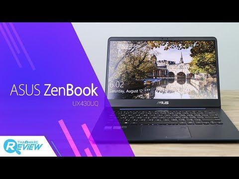 รีวิว ASUS ZenBook UX430UQ อัลตร้าบุ๊คเน้นพกพา ตอบโจทย์ไลฟ์สไตล์คนยุคใหม่