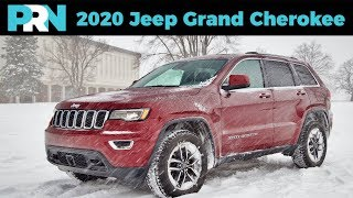 2020 Jeep Grand Cherokee Laredo 4WD Review