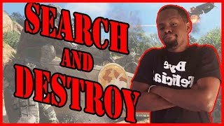 MY FIRST SEARCH AND DESTROY!! - Black Ops 3 Gameplay Search and Destroy