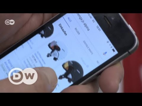 Online retailers: If you can't beat 'em, join 'em | DW English