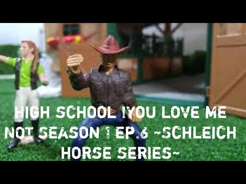 You love me NOT Season 1 ep.6 ~Schleich Horse Series Kristina kashytska playmobil videos