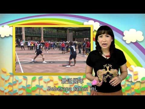 Lomba Sepak Takraw Thailand