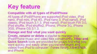 All-in-one iPod to iPod,iPod to computer,iPod to PC iPod to iTunes transfer software