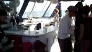 Fiesta Catamarán Pedro y Nerea (Halle Bop)