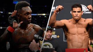 UFC 253: Адесанья vs Коста - Битва непобежденных