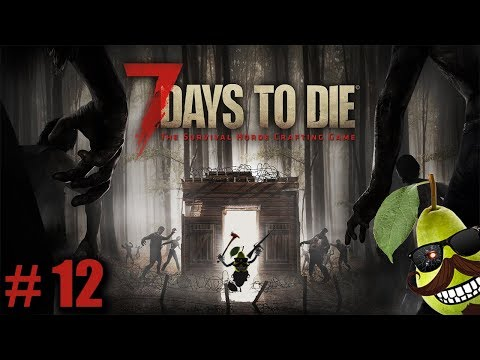 /CZ\ 7 Days to Die Part 12 - Noční natěrač