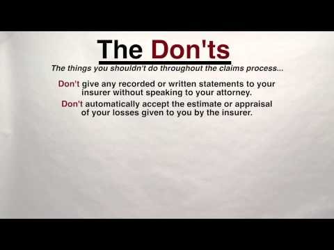 Know The Do's and Don'ts After A Car Accident