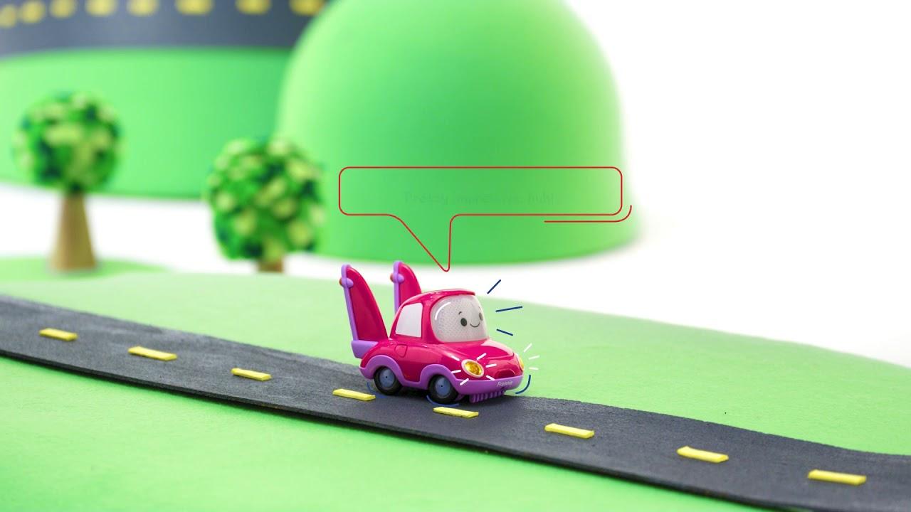 Go! Go! Cory Carson® SmartPoint® Frannie