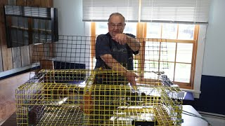 Ask Leroy! Episode 6: How a Lobster Trap Works