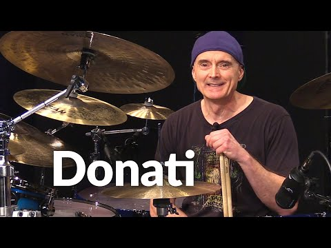 Virgil Donati - My Approach To Odd Time Signatures