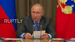 Russia: Kalibr cruise missile ships to patrol Med permanently – Putin