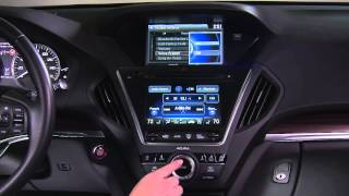 Acura - 2015 MDX - On Demand Multi-Use Display™ - Turn Off Voice Command