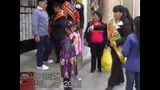 preview picture of video 'Fiesta de Chacña 2012 - Familia Espinnoza Velasquez (parte 2)'