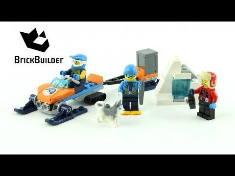Lego City 60191 Arctic Exploration Team - Lego Speed Build