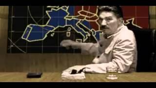 Stalin encounters Stalin