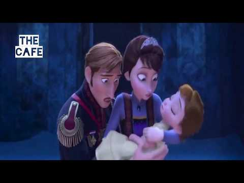 Learn English Through Movies #Frozen 1