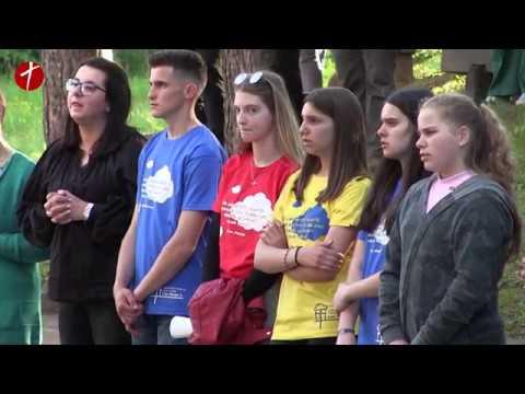 Dan mladih Vrhbosanske nadbiskupije u Komušini 2019.