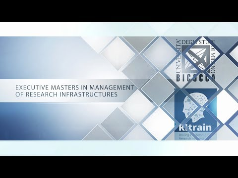 Webinar - Ivan Baines -Managing Governance of Research Infrastructures