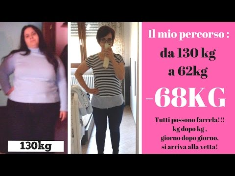 Come buttare 35 kg in 4 mesi