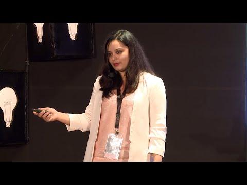 Brewing stories with a hot cup of tea | Shruti Chaturvedi | TEDxNitteUniversity