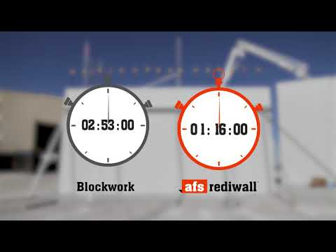 AFS Rediwall® VS Blockwork Challenge