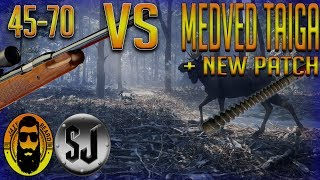 Gambar cover 45-70 VS Medved Taiga in theHunter Call of the Wild! New Patch! w/ Shawn Johns!