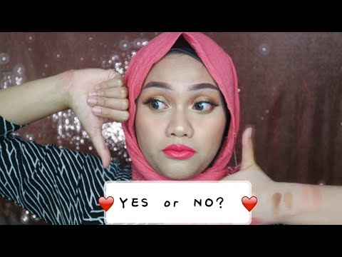 REVIEW +FIRST IMPRESSION O.TWO.O COSMETICS | BAHASA INDONESIA