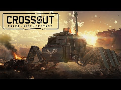 Crossout - Launch Trailer thumbnail