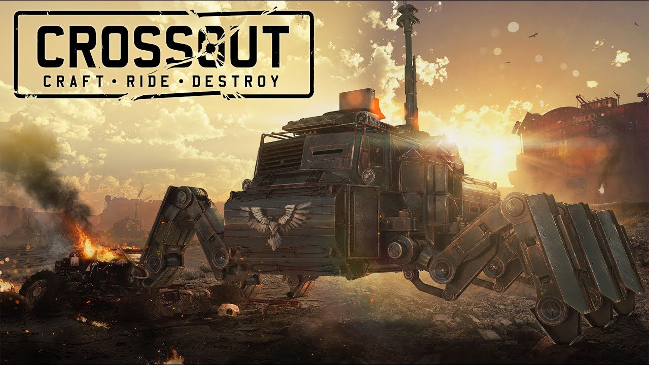 crossout free to play mmo action game join crossout the post apocalyptic mmo action game craft your unique battle machines from a myriad of interchangeable parts ride them directly into