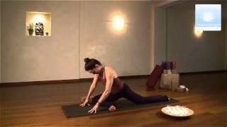 Yoga du soir pour favoriser l'endormissement