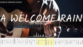 [Angel's Last Mission : Love OST 1] Lee Moon Sae(이문세) - A Welcome Rain(단비) Fingerstyle Guitar Cover