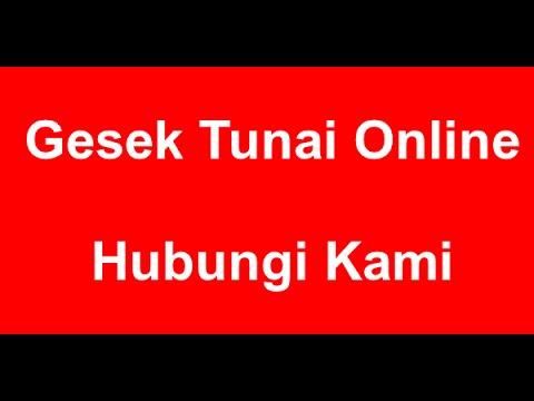 Video Jasa Gesek Tunai Online - Gestun Online Aman