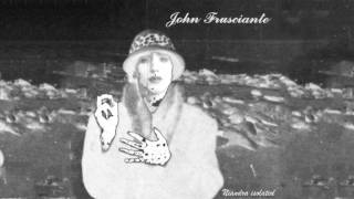 John Frusciante - Blood On My Neck From Success (Isolated Acoustic + Vocal)