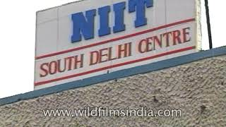 NIIT and the Information Technology education revolution in India