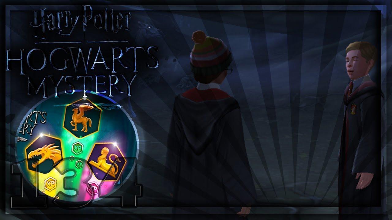 ➤IMITONS RAKEPICK + DÉCOUVERTE CLUBHOUSE! #134 [Harry potter Hogwarts Mystery]