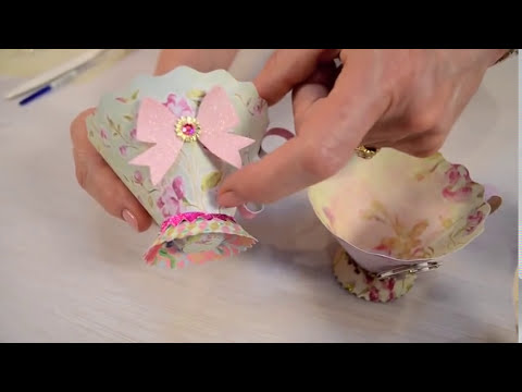 Tea Cup Tutorial by Brenda Walton