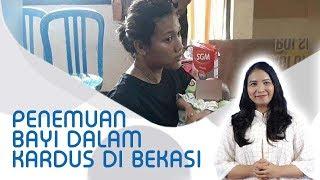 Bayi Perempuan Ditemukan Dalam Kardus dengan Surat Wasiat: Ingin Anaknya Dititipkan di Panti Asuhan