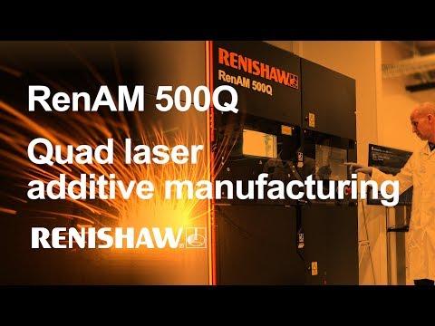 Quad-Laserschmelzsystem