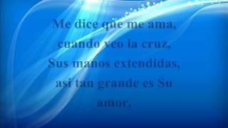 Me dice que me ama   Jesús Adrián Romero letra)