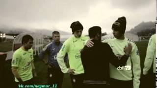 Как Неймара встретили в сборной после травмы