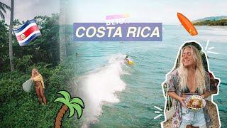 PURA VIDA Costa Rica! Best lunch spots & great surf