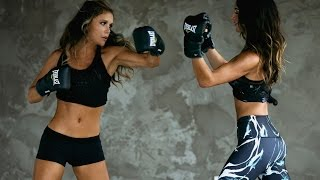 Tone It Up Boxing HIIT Workout! by Tone It Up