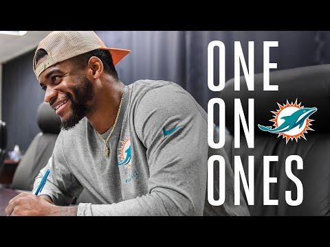 One-on-one with DeVante Parker | Miami Dolphins