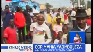 Timu ya Gor Mahia yaomboleza baada ya mashabiki wanne kufariki kwenye ajali