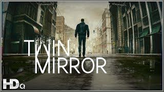 TWIN MIRROR - Official NEW Development Interview Trailer ENGLISH 2019 (PC, PS4 & XB1) HD