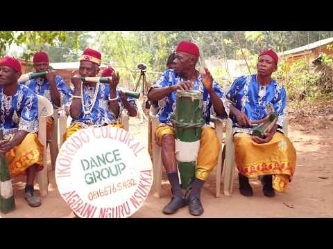 Agbani-Nguru Ikorodo Ensemble: Musical Performance, Part 2