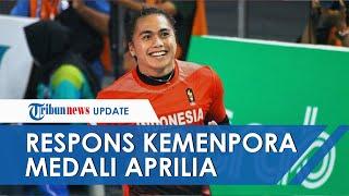 Aprilia Manganang Berubah Status, Kemenpora Jelaskan soal Medali yang Diraih bersama Timnas Putri