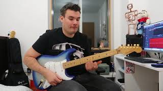 Send Me The Pillow You Dream On - Johnny Tillotson - Guitar Cover